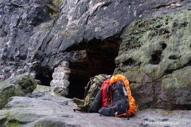 Eingang zur Lichterhöhle
