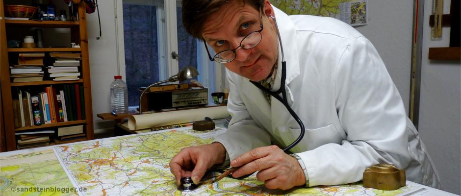 Kartograf Rolf Böhm