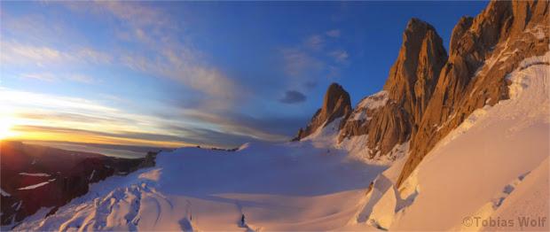 Sonnenaufgang im Nationalpark Torres del Paines
