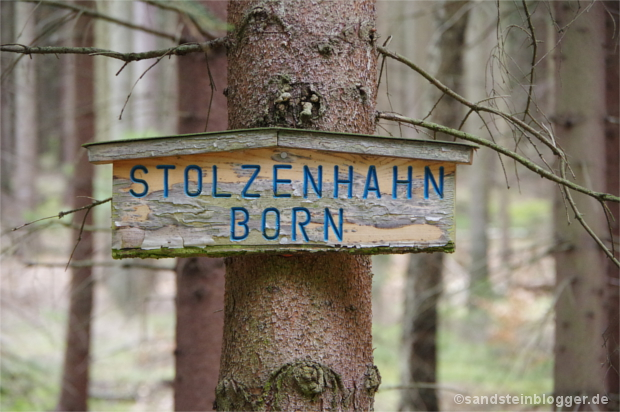 Der Stolzenhahnborn