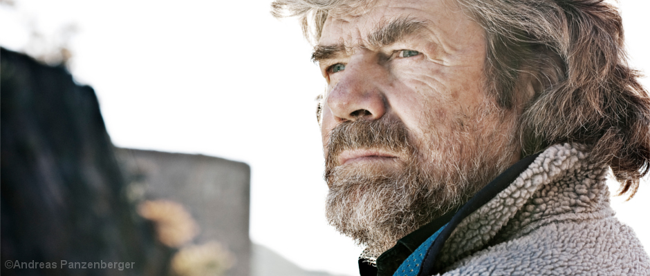 Portrait Reinhold Messner