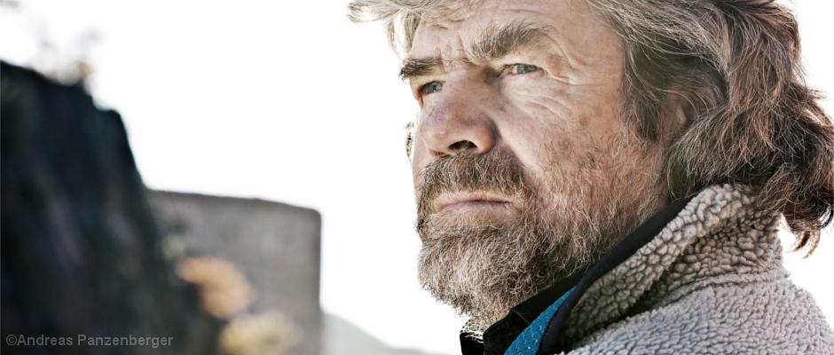 Portrait Reinhold Messner