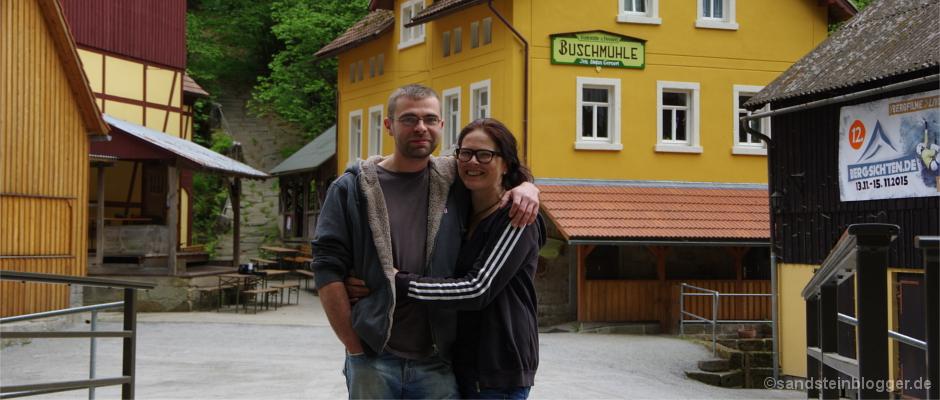 Der Buschmüller und seine Müllerin