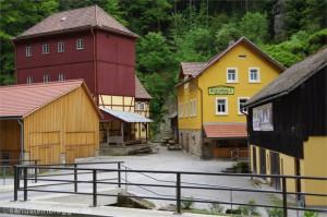 Der Hof der Buschmühle