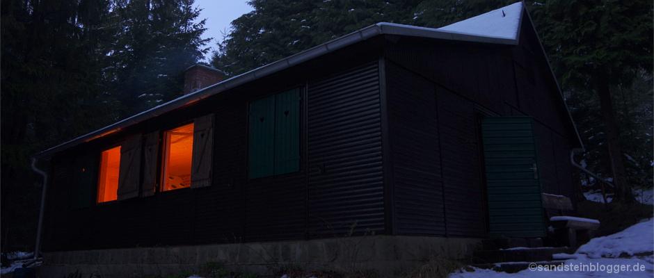 Trekkinghütte Willy´s Ruh
