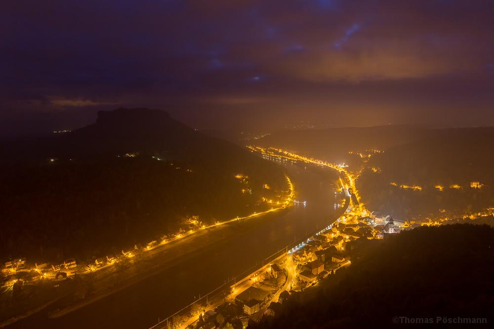 Die Lichter von Königstein