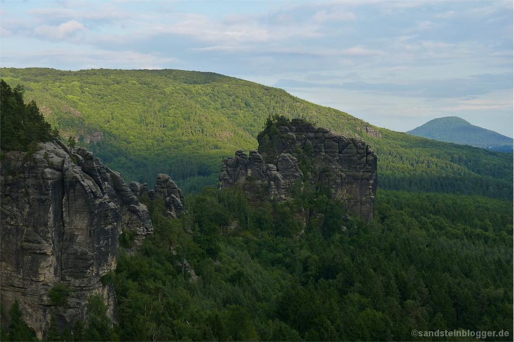 Rauschenstein und Großer Winterberg
