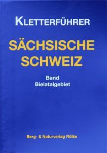 Kletterführer Bielatal