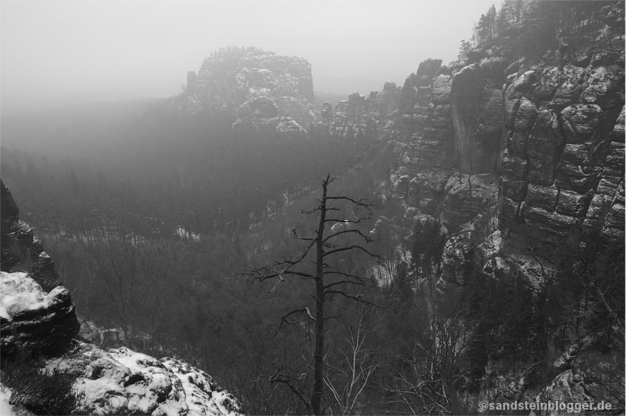 Rauschenstein im Winter