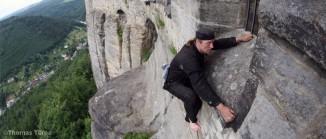 Mythos Abratzky - Ein Schornsteinfeger bezwingt die Festung Königstein