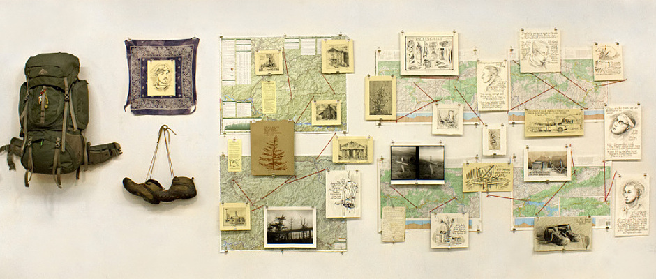 Das Malerweg-Tagebuch