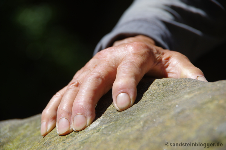 Gisberts Hand