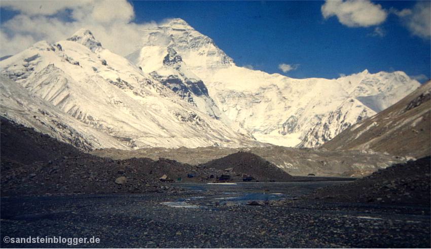 Everest von Norden