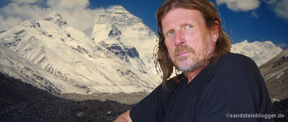 Wiedersehen mit dem Everest