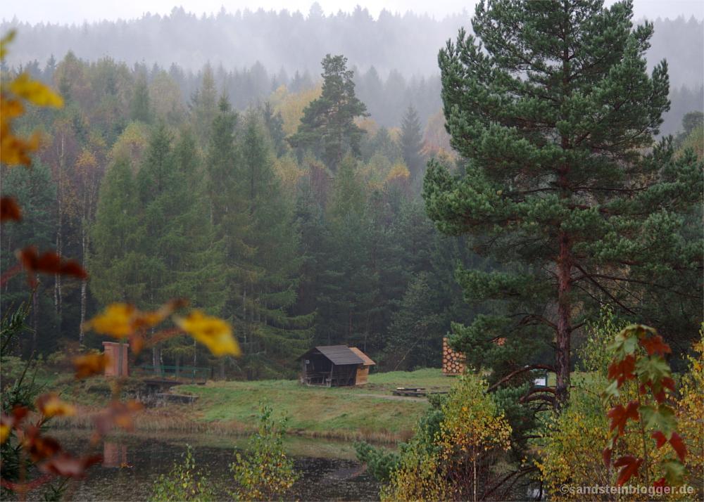 Biwakplatz am Taubenteich