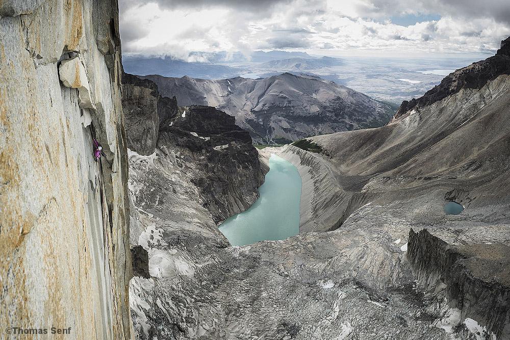 Klettern vor grandioser Kulisse