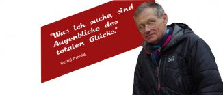 Portraitfoto Bernd Arnold