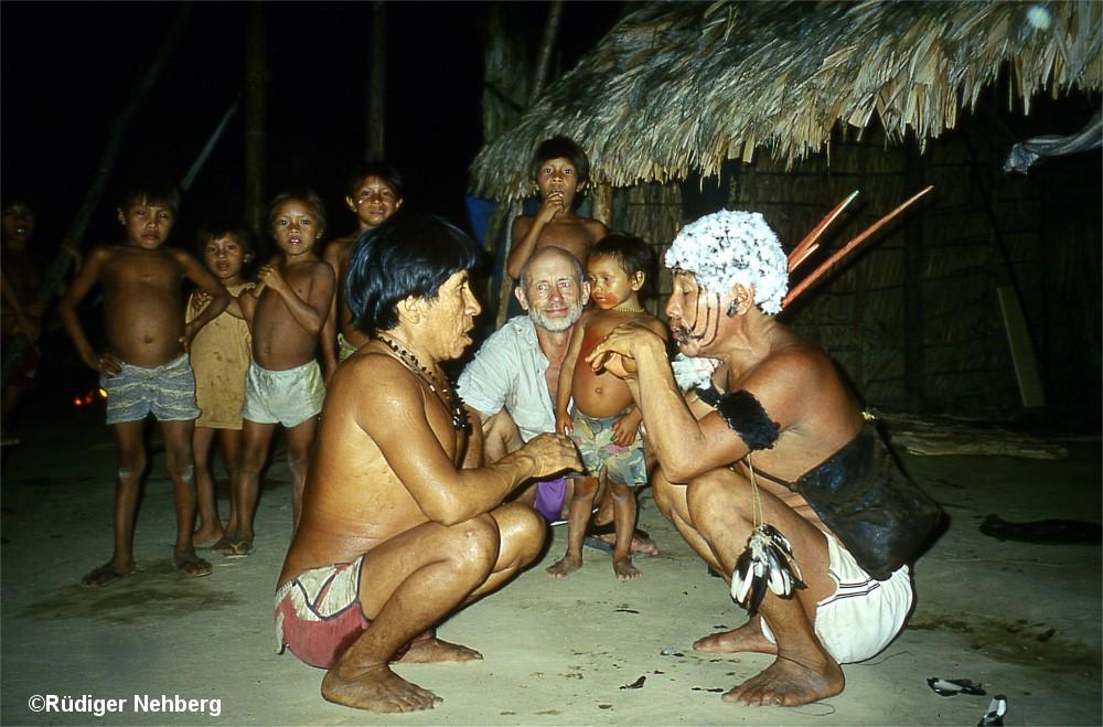 Indianergruppe