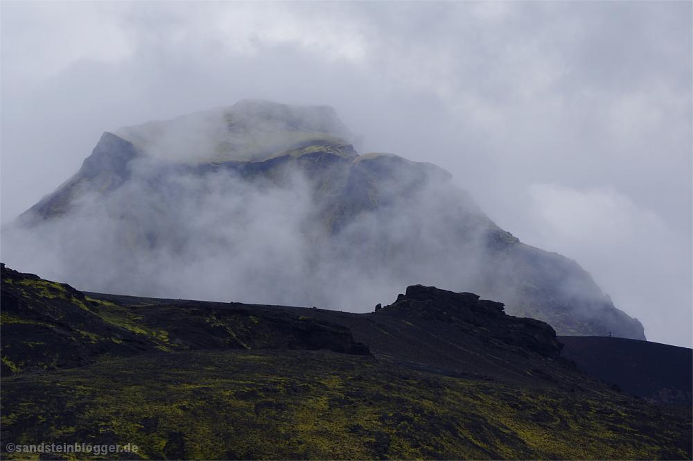 Alter Vulkankegel