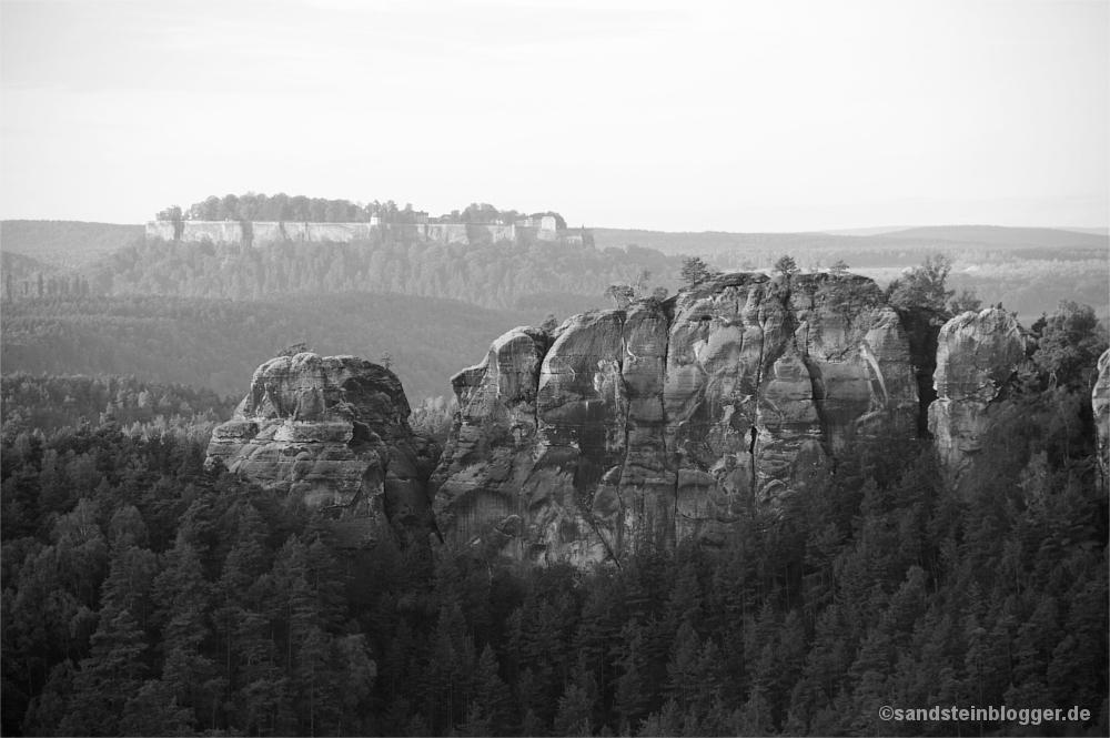 Felsen, Wälder