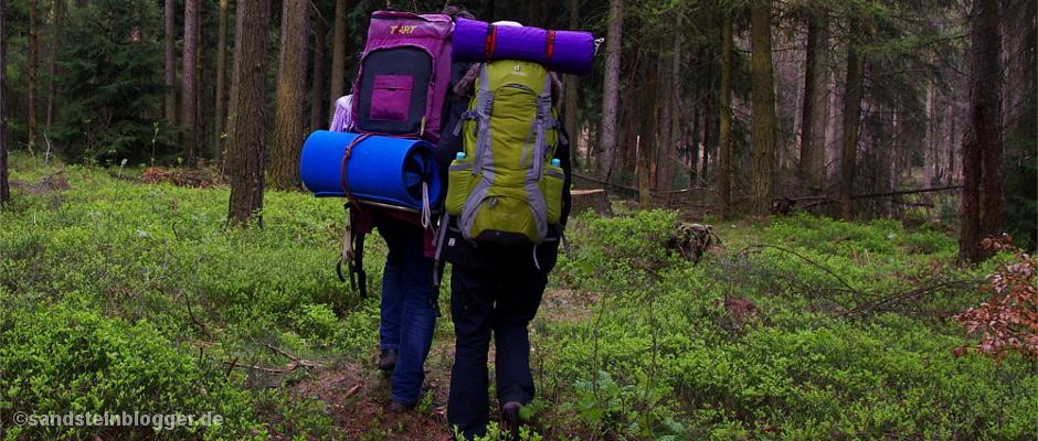 Die Backpacker können kommen!