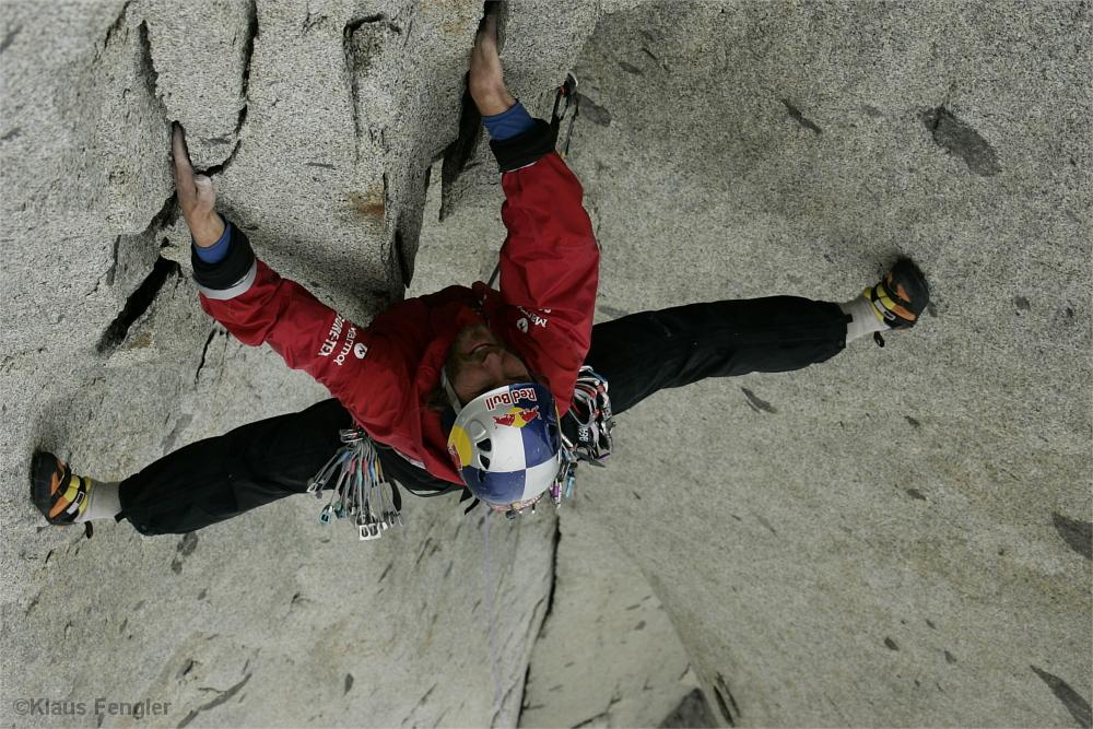 Kletterausrüstung Kiel : Haben offenbar methode und