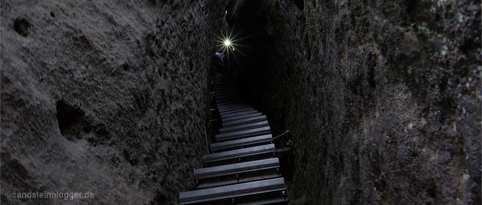 Mit Tunnelblick durchs Kirnitzschtal