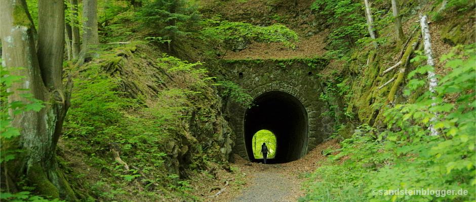 Lost Places im Schwarzbachtal