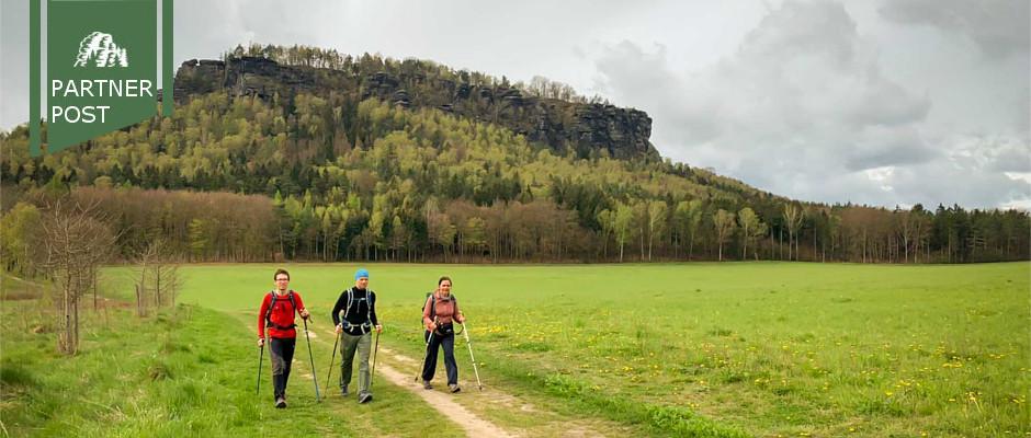 50 Kilometer Elbsandstein